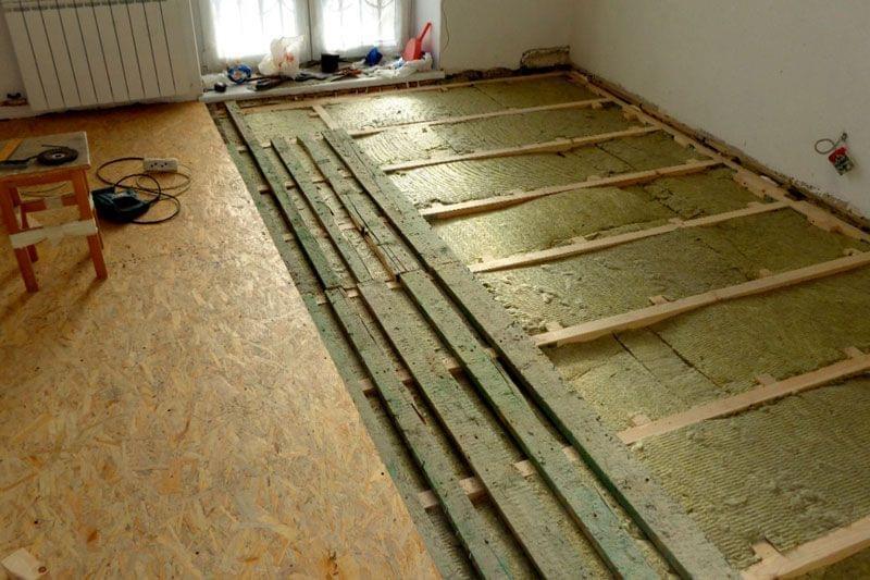 Ремонт полов в квартире стоимость работ за квадратный метр в Москве